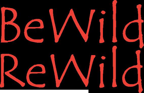 BeWildReWild Logo